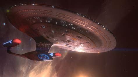 Andrew Gavrilov - USS Enterprise D beauty shot