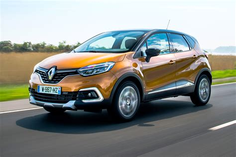 renault captur  facelift review auto express