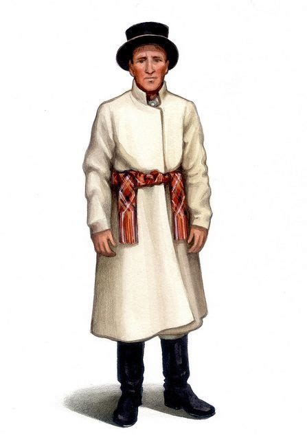 Vīra tērps | Folk costume