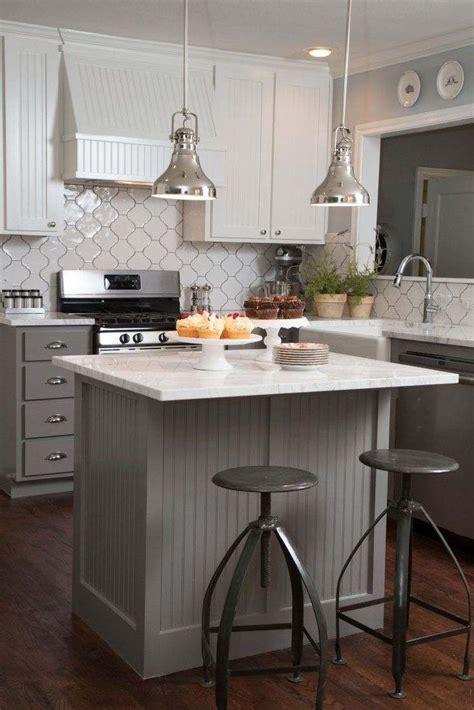 ot central de cuisine cuisine avec îlot central ou bar 24 idées d