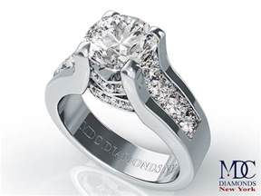 contemporary engagement rings modern engagement rings from mdc diamonds nyc