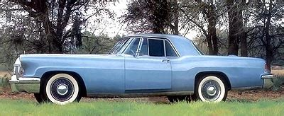 1956-1957 Lincoln Continental Mark II Specifications ...