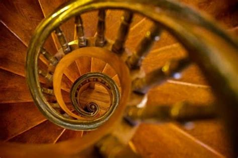 New Mexico Church With Spiral Staircase by The Loretto Chapel And The Wooden Spiral Staircase