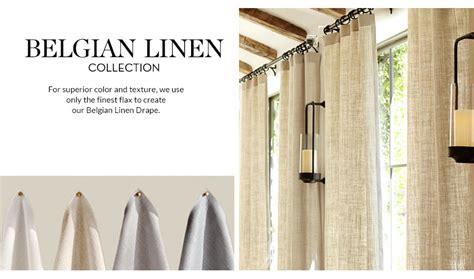 pottery barn window treatments curtains drapes window coverings pottery barn