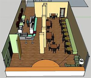 Juice Bar Floor Plan Juice Bar Design Plans Buscar Con