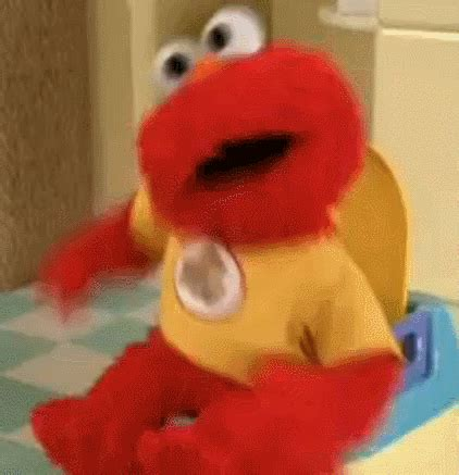Elmo Potty Chair Gif by Elmo Gif Find On Giphy