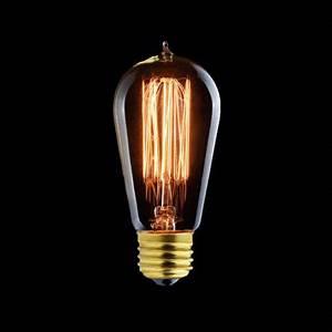 Ampoule Filament Vintage : ampoule edison vintage filament zig zag chez pure deco ~ Edinachiropracticcenter.com Idées de Décoration
