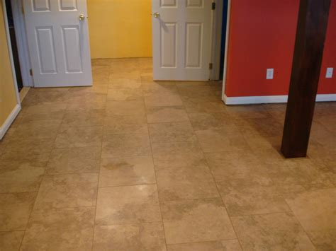tile flooring for basement porcelain basement tile floor new jersey custom tile