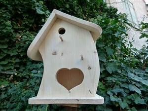 Vogelvilla Selber Bauen : nistk sten vogelh user vogelvilla vogelfutterhaus unbemalt v 1 1 ein designerst ck von ~ Markanthonyermac.com Haus und Dekorationen