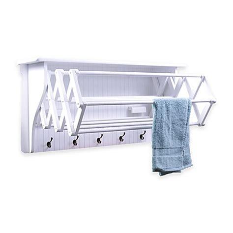 accordion drying rack accordion drying rack in white bed bath beyond