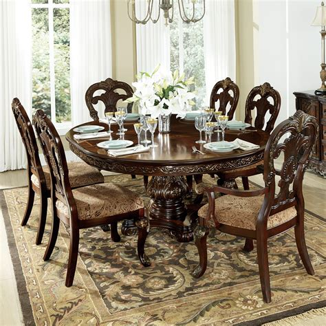 roundoval dining table