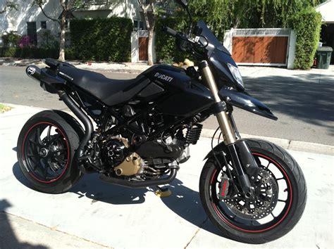 Fully Custom 2008 Ducati Hypermotard 1100s