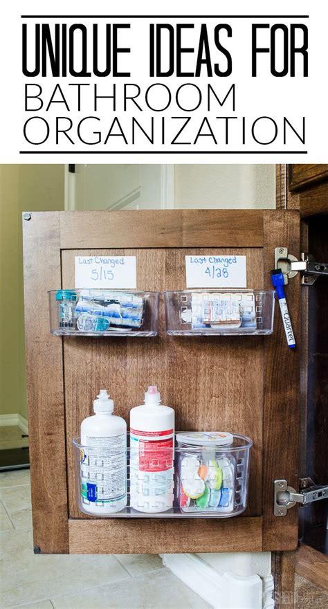 bathroom sink storage ideas sink organizing in 5 easy steps bathroom side 2