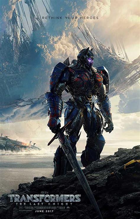 movies transformers   knight