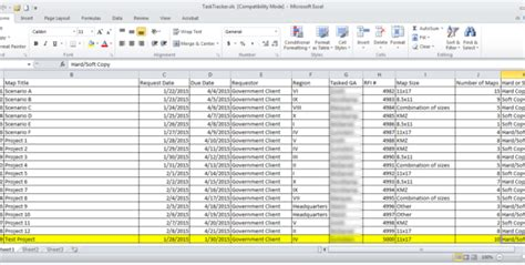 document tracking system excel spreadsheet templates