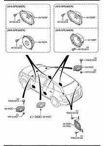 2012 Mazda Cx-7 Amplifier   Main