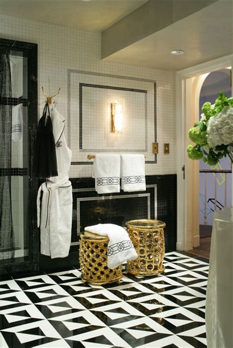 kips bay showhouse 2011 modern bathroom new york