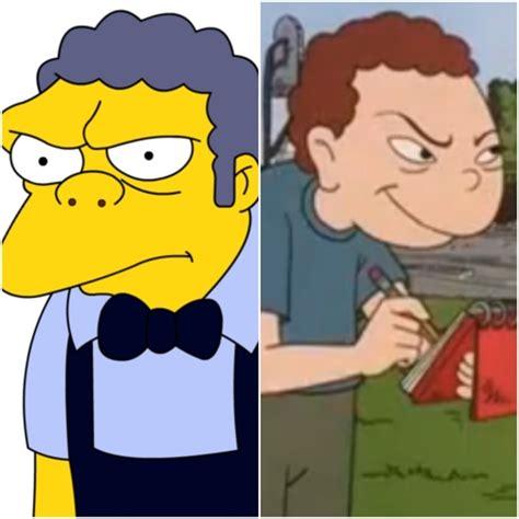 Randall Meme - recess cartoon snitch adultcartoon co
