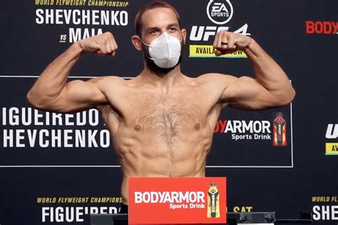 Photos: UFC 255 official weigh-ins and faceoffs | MMA Junkie