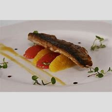 Fish Starter  Picture Of Le Ranquet, Languedocroussillon