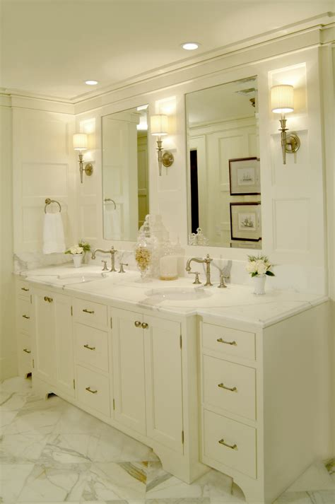 Kitchen Feature Wall Ideas - tips to designing a layered lighting plan for your master bathroom