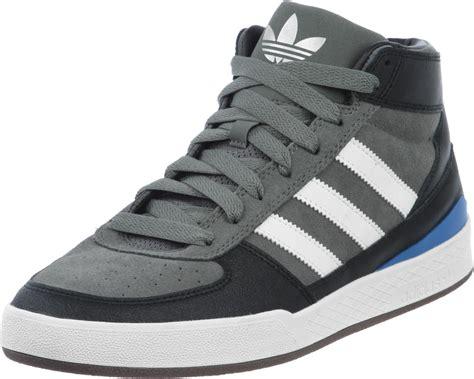 adidas forum  shoes grey black white