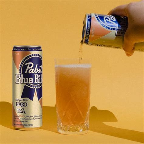 Pabst blue ribbon releases 'hard coffee' alcoholic beverage with caffeine — here's where you can get it. Pabst Blue Ribbon Just Unveiled a Hard Tea, and the Peach Flavor Is Perfect for Summer