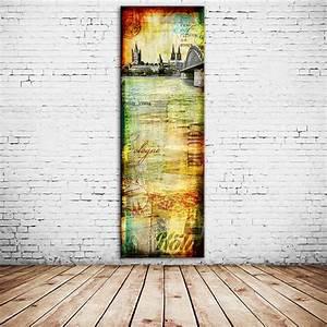 Bild Hochkant Format : pop art wandbild what a wonderful world gratis versand ~ Orissabook.com Haus und Dekorationen