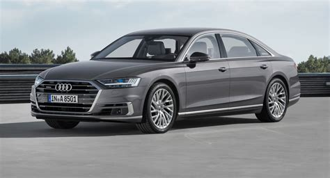 Allnew Audi A8 Combines Sophistication With Sleek Style