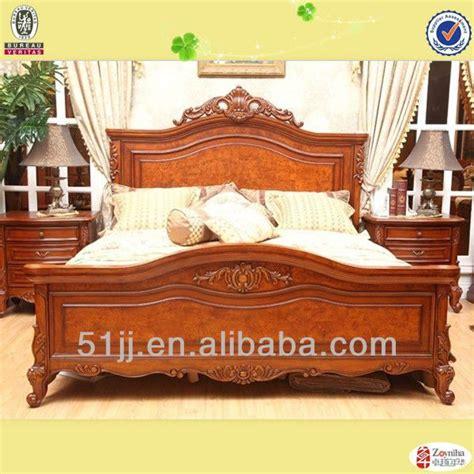 canap king size americana de madera antiguos diseños de muebles de lujo