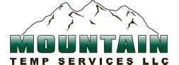 Temp Services by Mountain Temp Services Colorado Staffing Agencies