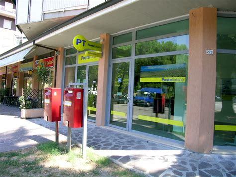 ufficio postale orari lavori all ufficio postale di via cervese potenziato l