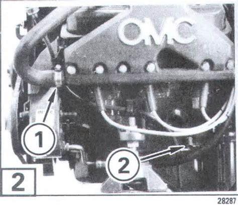 omc cobra winterization procedure crowley marine