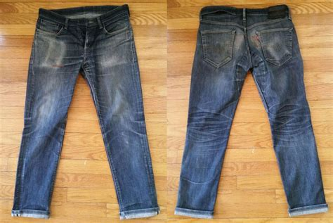 Levi's 511 Commuter (3 Years, 1 Wash