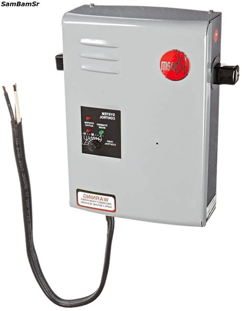 Rheem Rte13 Electric Tankless Water Heater,4 Gpm,energy