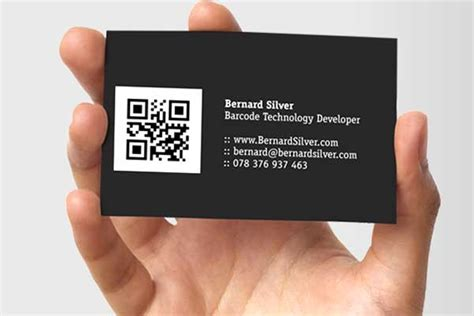 Guide To Qr Codes For Print & How They Work Top Business Card Font How To Make Front And Back For Teacher Best Free Blue Psd Freepik Design Online Jewelry