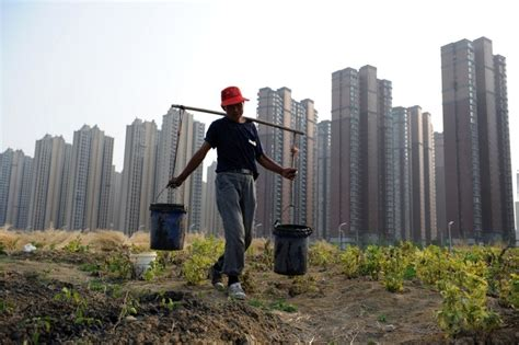 chinas urbanization plan  heighten social unrest