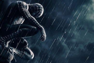 Black Suit Spiderman By Ryu Hyun Jin On Deviantart Desktop
