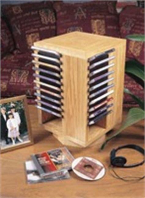 cd  dvd storage units  woodworkersworkshopcom