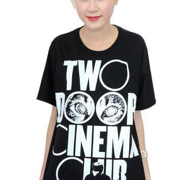 two door cinema club merch shop two door cinema club t shirts on wanelo