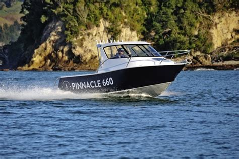 Fishing Boat Reviews Nz by Pinnacle 660sd Boat Review The Fishing Website