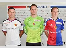 Basel 1415 Home and Away Kits Released Footy Headlines