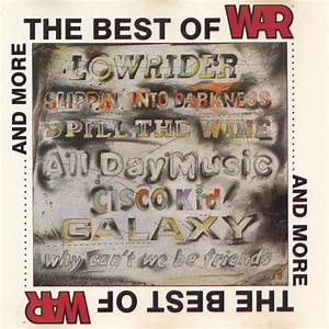 WAR The Best of War and More reviews