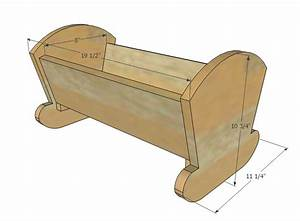 Baby Doll Crib Plans Free Free Download PDF Woodworking