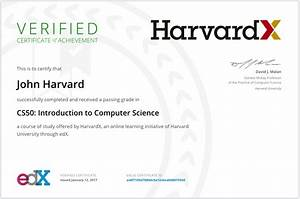 What is a verified certificate? – edX Help Center