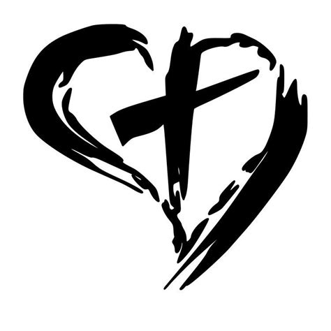 Heart Cross Christian Jesus Sticker Window Decal White. Igm Signs. Fullmetal Alchemist Decals. Social Skill Signs. Support Center Banners. Rope Decal Decals. Leaves Stickers. Impala Decals. Letter Design Maker