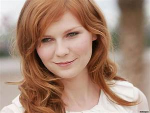 Kirsten Dunst | 50 Shades of red: Auburn/red/ginger hair ...