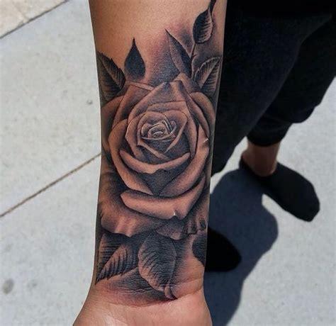 extremely beautiful rose tattoos designs tattooset