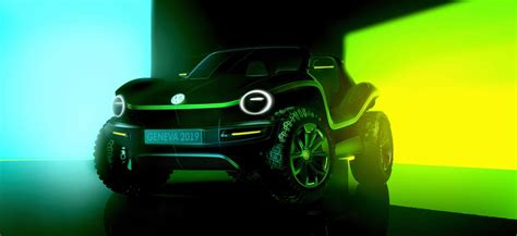 2020 Volkswagen Dune Buggy by Vw Shares Image Of New All Electric Dune Buggy
