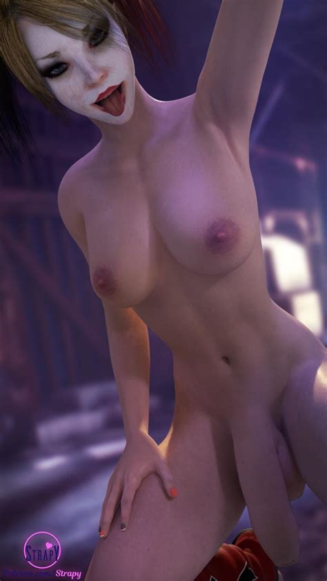 Rule 34 1futa 3d Areolae Batman Series Blender Breasts